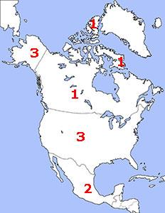 Amerika Die Amerikanischen Staaten Und Ihre Hauptstadte Die