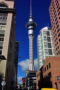 Sky-Tower in Auckland